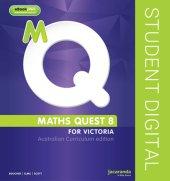 Maths Quest 8 for Victoria Australian Curriculum Edition & eBookPLUS