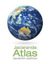 Jacaranda Atlas 7E
