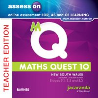AssessON Maths Quest 10 Pathways 5.1/5.2/5.3 for New South Wales Australian Curriculum Teacher Edition (Online Purchase) Image