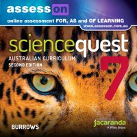 AssessON Science Quest 7 Australian Curriculum Edition 2E (Online Purchase) Image