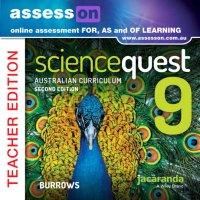AssessON Science Quest 9 Australian Curriculum Edition Teacher Edition 2E (Online Purchase) Image