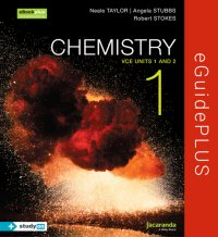 Chemistry 1 VCE Units 1 and 2 eGuidePLUS (Online Purchase) Image