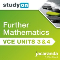 StudyOn VCE Further Mathematics Units 3 and 4 2E (Online Purchase) Image