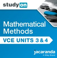 StudyOn VCE Mathematical Methods Units 3 and 4     (Online Purchase) Image
