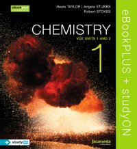 Chemistry 1 VCE Units 1 and 2 eBookPLUS (Online Purchase) + StudyOn VCE Chemistry Units 1 and 2 (Online Purchase) Image