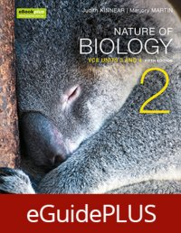 Nature of Biology Book 2 5E Units 3 & 4 eGuidePLUS (Online Purchase) Image