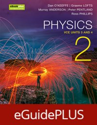 Physics 2 VCE Units 3 and 4 eGuidePLUS (Online Purchase) Image