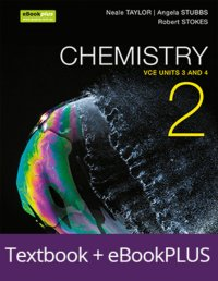 Chemistry 2 VCE Units 3 and 4 eBookPLUS & Print + StudyOn VCE Chemistry Units 3 and 4 2E Image