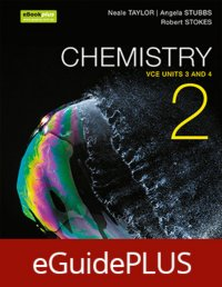 Chemistry 2 VCE Units 3 and 4 eGuidePLUS (Online Purchase) Image