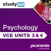 StudyOn VCE Psychology Unit 3 & 4 3E (Online Purchase) Image