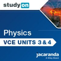 StudyOn VCE Physics Unit 3 and 4 3E (Online Purchase) Image