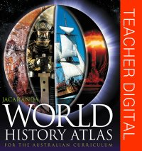 Jacaranda World History Atlas eGuidePLUS (Online Purchase) Image