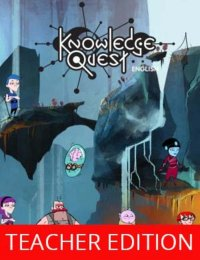 Knowledge Quest English 2 eGuidePLUS (Online Purchase) Image