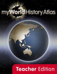 Jacaranda Myworld History Atlas Teacher Edition (Online Purchase) Image