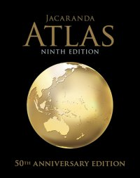 Jacaranda Atlas Ninth Edition eBookPLUS and Print Image