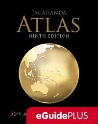 Jacaranda Atlas Ninth Edition eGuidePLUS (Online Purchase) Image