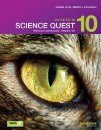 Jacaranda Science Quest 10 Australian Curriculum 3E LearnON & Print Image