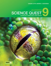 Jacaranda Science Quest 9 Australian Curriculum 3E LearnON & Print Image