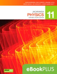 Jacaranda Physics 11 4E for NSW eBookPLUS (Online Purchase) Image