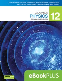 Jacaranda Physics 12 4E for NSW eBookPLUS (Online Purchase) Image