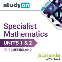 StudyOn Specialist Mathematics U1&2 for Queensland (Online Purchase) Image