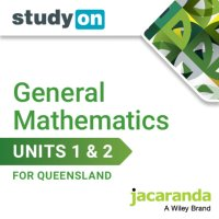 StudyOn General Mathematics U1&2 for Queensland (Online Purchase) Image