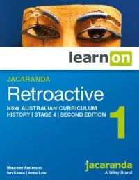 Jacaranda追溯1阶段4新南威尔士州澳大利亚课程2E学习(在线购买)形象