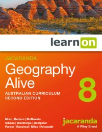 Jacaranda Geography Alive 8 Australian Curriculum 2E LearnON (Online Purchase) Image
