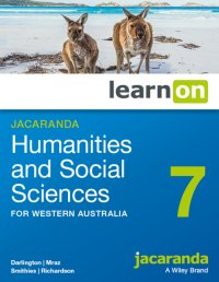 Jacaranda Humanities and Social Sciences 7 for Western Australia LearnON (Online Purchase) Image