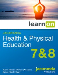 Jacaranda Health & Physical Education 7 & 8 LearnON (Online Purchase) Image