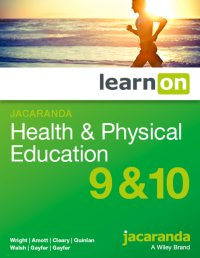 Jacaranda Health & Physical Education 9 & 10 LearnON (Online Purchase) Image