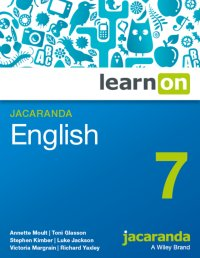 Jacaranda English 7 LearnON (Online Purchase) Image