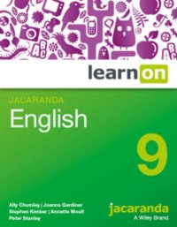 Jacaranda English 9 LearnON (Online Purchase) Image