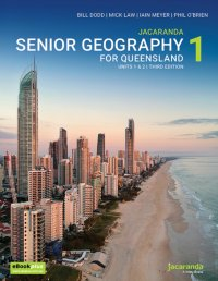 Jacaranda Senior Geography 1 for Queensland Units 1&2 3E eBookPLUS + Print Image
