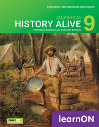 History Alive 9 Victorian Curriculum 2E LearnON (Online Purchase) Image
