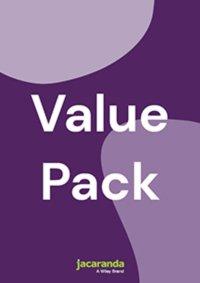 Jacaranda History Alive 9 Victorian Curriculum 2E LearnON & Print + Jacaranda Myworld History Atlas Print Image
