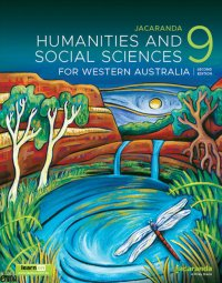 Jacaranda Humanities and Social Sciences 9 for Western Australia 2E LearnON & Print Image