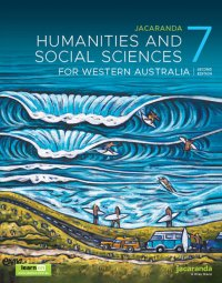 Jacaranda Humanities and Social Sciences 7 for Western Australia 2E LearnON & Print Image