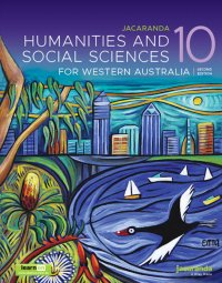 Jacaranda Humanities and Social Sciences 10 for Western Australia 2E LearnON & Print Image