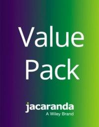 Jacaranda English 7 LearnON (Online Purchase) + Knowledge Quest English 1 Online Game (Online Purchase) Image