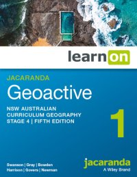 Jacaranda Geoactive 1 NSW Australian Curriculum Geography Stage 4 5E LearnON (Online Purchase) Image