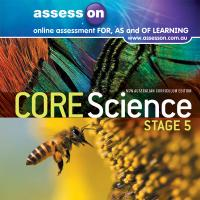 AssessON Core Science Stage 5 New South Wales Australian Curriculum Edition (Online Purchase) Image