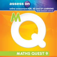 AssessON Maths Quest 9 for New South Wales Australian Curriculum Edition, Stages 5.1, 5.2 and 5.3 (Online Purchase) Image