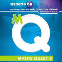 AssessON Maths Quest 8 for New South Wales Australian Curriculum Edition (Online Purchase) Image