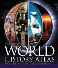 Jacaranda World History Atlas for the Australian Curriculum Image