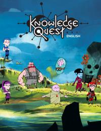 Knowledge Quest English 1 Online Game (Online Purchase) Image