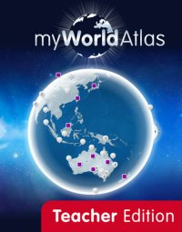 Jacaranda Myworld Atlas Teacher Edition (Online Purchase) Image