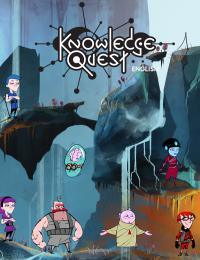 Knowledge Quest English 2 Online Game (Online Purchase) Image