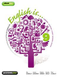 英语是…澳大利亚课程第9年英语与电子书形象