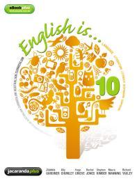 英语是…澳大利亚课程10年级英语和电子书形象
